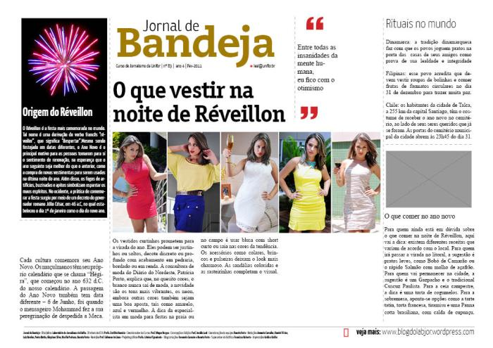 Jornal Bandeja 83