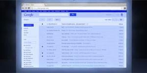 Gmail Blue. Foto: Reprodução
