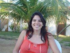 Júlia Lopes. Foto: Arquivo pessoal