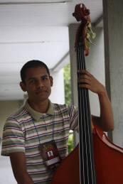 Matheus Santos. Foto: Amanda Carneiro