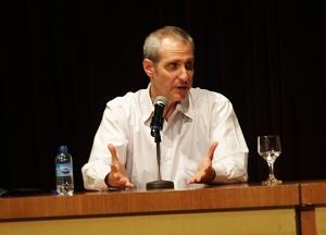 Mário Diamante. Foto: Eduardo Cunha