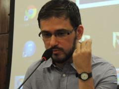 Ricardo Sabóia. Foto: Aline Cardoso