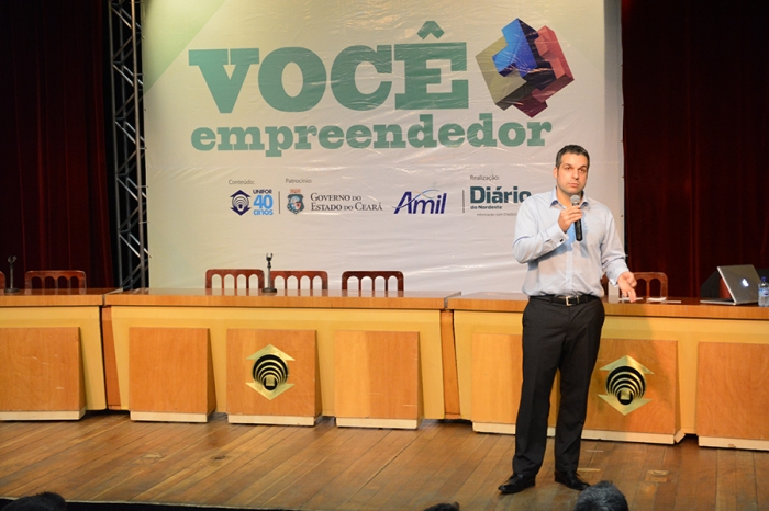 Daniel Calderoni. Foto: Thiago Gadelha