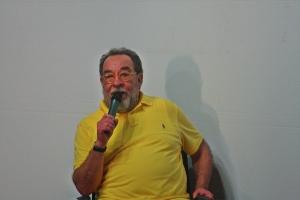 Fernando Morais. Foto: Lívia Carneiro