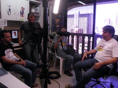 Entrevista com Brandão.