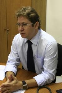 Elisberg Bessa, um dos coordenadores do GED. Foto: Pedro Vinícius