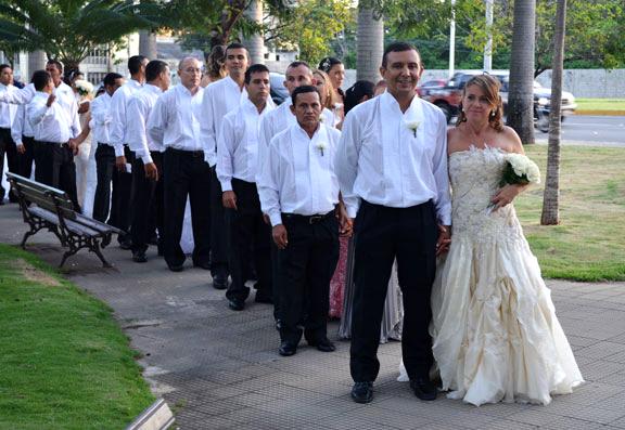 Edição passada do Casamento Feliz. Foto: Marina Duarte
