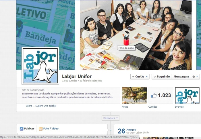 facebook labjor