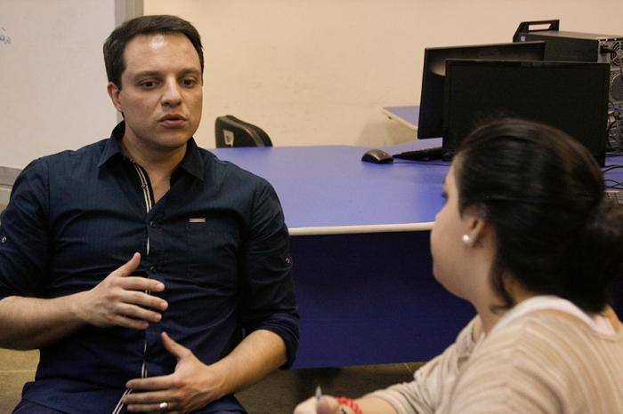 Entrevista Fábia Pizzato
